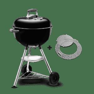 Bar-B-Kettle Charcoal Grill