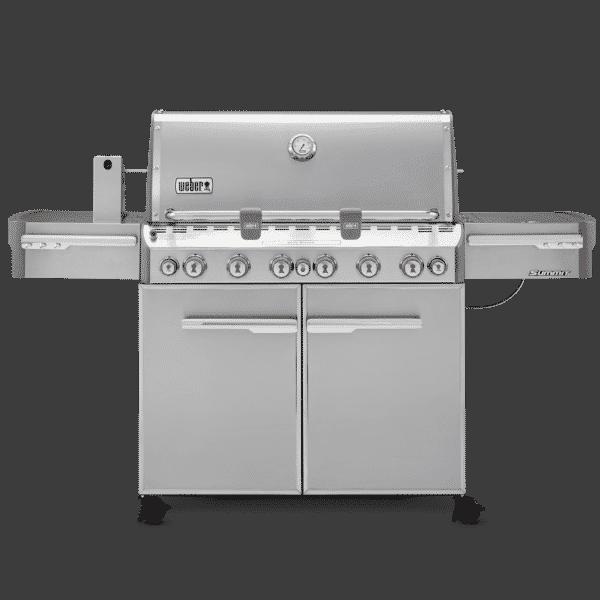 Summit® S-670 GBS Gasolgrill