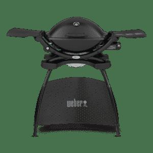 Weber® Q 2200 gasolgrill med stativ